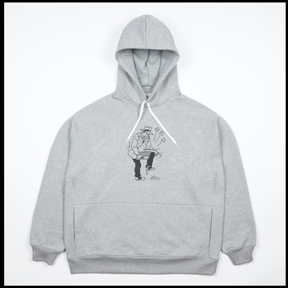 GRAPHIQUE HOODIE