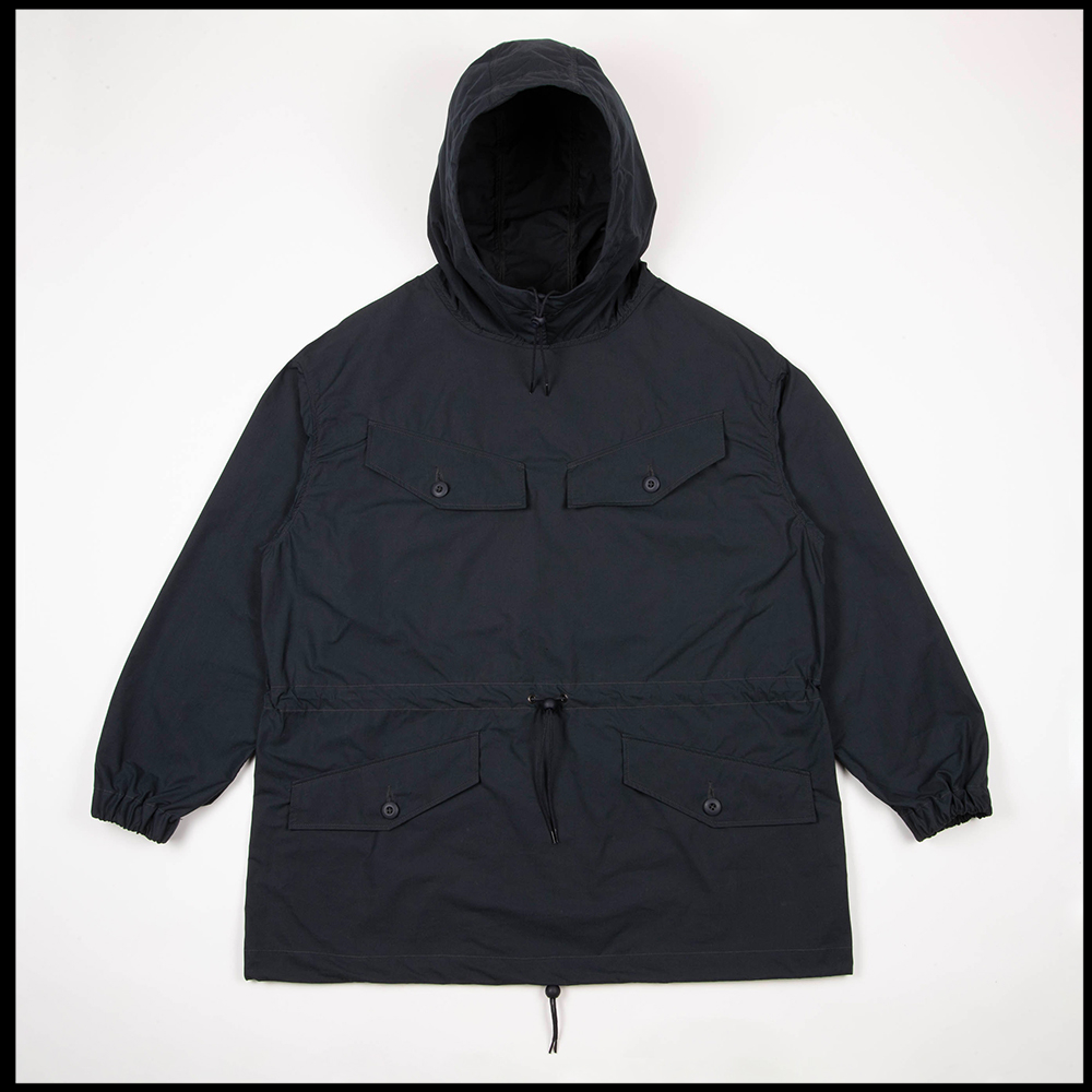 MILLI smock in Midnight blue color by Arpenteur