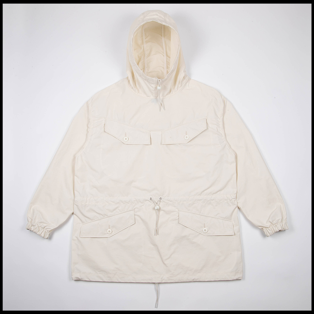 MILLI smock in Off white color by Arpenteur
