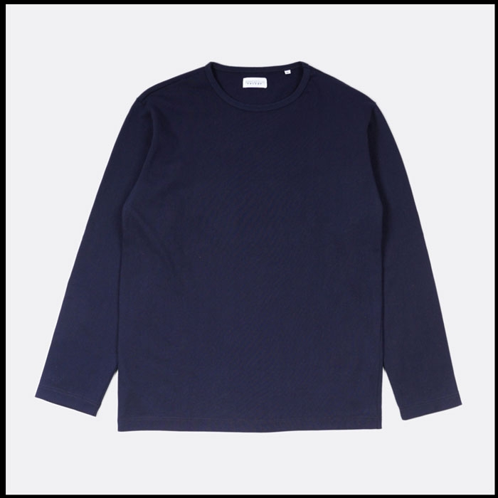 T-shirt Manches Longues Navy